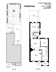 nyc floor plans 181 new york avenue ebrochure
