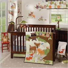 Woodland Nursery Bedding Set by Woodland Nursery Bedding Set Bedroom Home Decorating Ideas