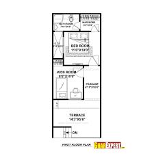 house design 15 x 30 uncategorized house plans by plot size with stylish house design