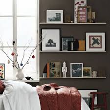 Wall Shelves Decor by Decorate Wall Shelves Decorate Style Floating Shelves Angled Wall