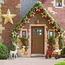 Christmas Outdoor Entryway Decorations by 585 Best Christmas Projects With M U0026m Images On Pinterest