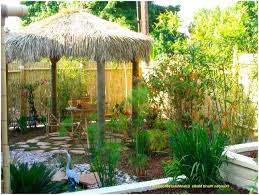 tropical garden ideas backyards cool simple landscaping ideas designs tropical on a