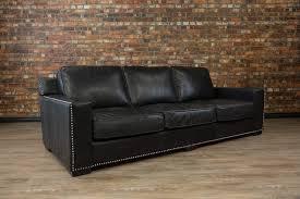Western Leather Sofas Collingwood Deep Seat Leather Sofa Canada U0027s Boss Leather Sofas