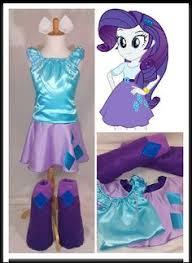 Pony Halloween Costume Girls Applejack Equestria Girls Kenzie Applejack
