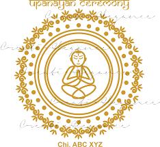 Janoi Invitation Card In Gujarati Amazing Thread Ceremony Invitation Card Matter 57 About Remodel