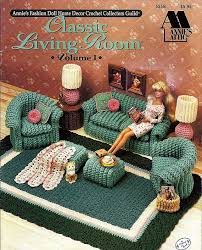 Free Barbie Dollhouse Furniture Plans by Best 25 Crochet Furniture Ideas On Pinterest Crochet Barbie
