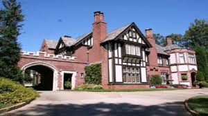 tudor house style tudor style carriage house youtube