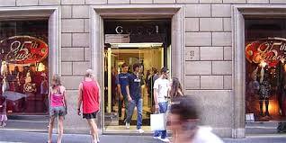 designer shops rome shopping on the cheap eurocheapo