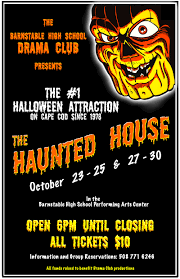 halloween haunted house flyer background blog posts neel u0027s art room marley middle