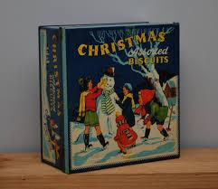 christmas tins vintage finds lost property vintage