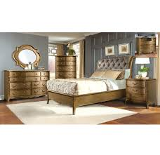 Mirrored Bed Sale 3819 00 Chambord Modern Classic 5 Pc Bedroom Set With Wall