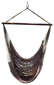 phat tommy super soft hand woven polyester hammock chair