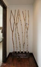 Birch log decoration ideas Google Search