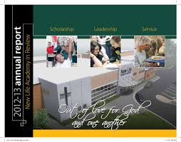 2012 13 annual report by new life academy issuu