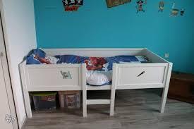 chambre enfant fly lit enfant surélevé fly tootsie 190x90 blanc ameublement hérault