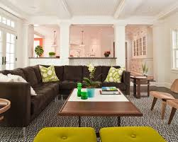 Family Room With Sectional Sofa Living Room Sectional Design Ideas For Modern Family Room