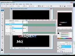 tutorial photoshop cs3 videos tutorial adding text animation in adobe photoshop cs3 animation