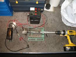 Magneto Test Bench Ignition Coil Bench Test