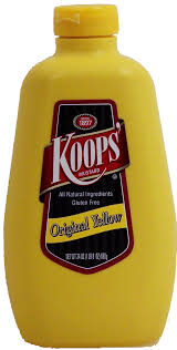 koops mustard groceries express product infomation for koops mustard yellow