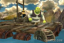 shrek review nintendo wii