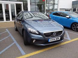 volvo v40 d3 150bhp lux nav cross country manual metallic