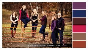 family color palettes u2014 np design photography