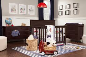 Convertible Crib Espresso by Autumn Nursery Collection Davinci Baby