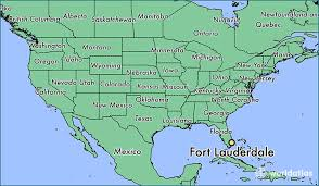 map of ft lauderdale where is fort lauderdale fl where is fort lauderdale fl