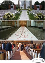 aisle runners for weddings dressing up your wedding aisle