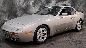 porsche 944 spoiler 1988 porsche 944 turbo coupe for sale near kingston pennsylvania