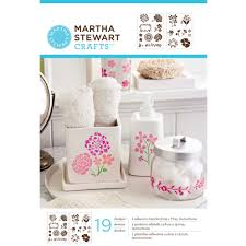 Martha Stewart Pre Lit Christmas Tree Manual by Martha Stewart Crafts Blossoms Adhesive Stencils