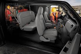 ford e 150 seat covers