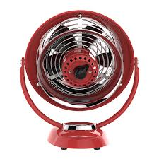 vintage corvette logo amazon com vornado vfan jr vintage air circulator fan red home