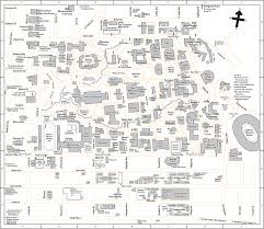 Cornell Campus Map The Uc Berkeley Campus Berkeley California My Home Town