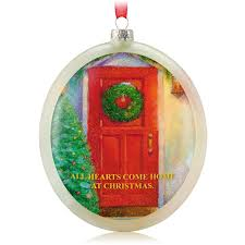 hallmark 2014 keepsake ornament hearts at home ebay
