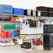 Garage Storage And Organization - oklahoma city garage shelving ideas gallery garage storage and