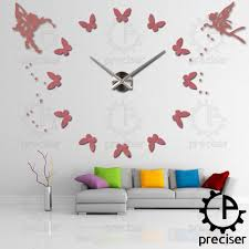 kitchen clocks modern online get cheap large angel wall clock aliexpress com alibaba