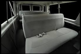 Ford Van Interior Ford E350 Xl Van Seattle Five Star Towncar