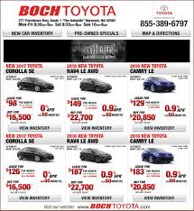 toyota lease boch toyota on the automile in norwood ma
