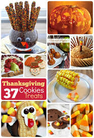 76 diy thanksgiving cookies treats ornaments and pumpkin ideas
