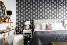 a bohemian bedroom by centered by design rue