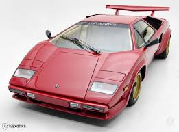1983 lamborghini countach in lynnwood wa united states for sale on