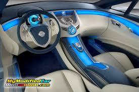 Honda Civic 2010 Interior Riviera Care Interior Blue Mymodifiedcar Com