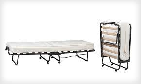 Foam Folding Bed Luxor Memory Foam Folding Bed Groupon Goods
