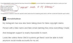email instagram support he s been bullied