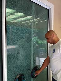 sliding glass door stop see us in action
