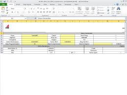 data is missing in excel 2010