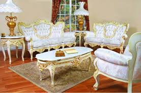 French Provincial Sofa Table French Provincial Sofa 6331 W Gold Finish Provincial