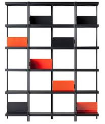 zigzag by driade modern shelving units linea inc modern
