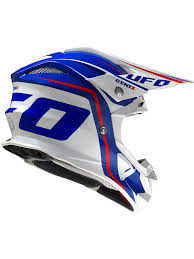 blue motocross helmets ufo red white blue 2017 interceptor 2 genix mx helmet ufo